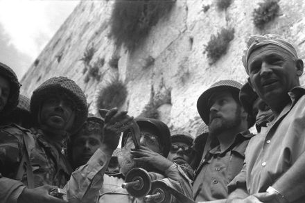 Image result for six day war western wall