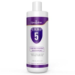 Lipogaine big 5 shampoo