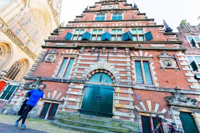 Urban Walk Haarlem. Ingezonden pr foto. Fotografie / (C): Sjoerd Tullenaar / Tulimedia.