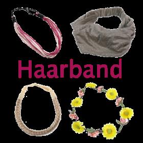 Kategorie Haarband