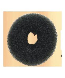 Knotenpolster schwarz - groß