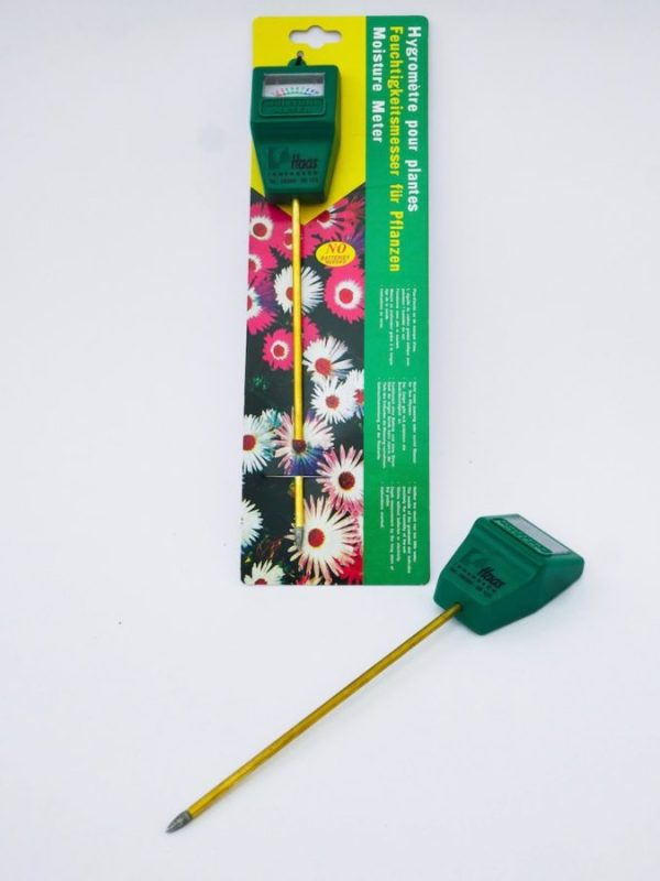 Feuchtigkeitsfühler, Feuchtigkeitsmesser für Pflanzen