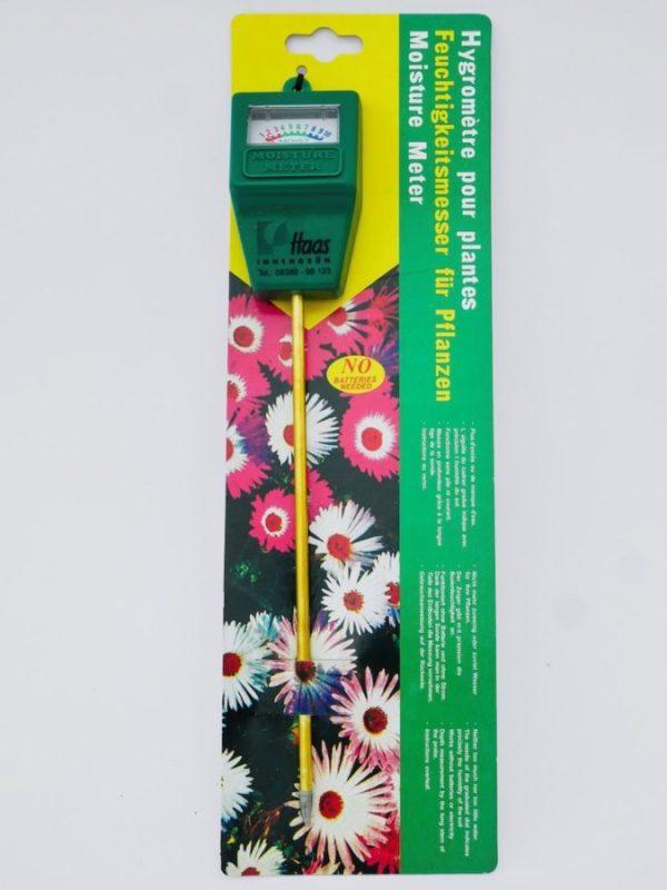 Feuchtigkeitsfühler, Feuchtigkeitsmesser für Pflanzen in Erde