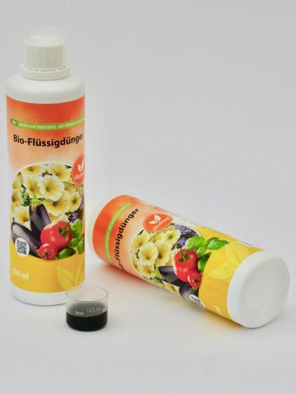 Bio Dünger, Flüssigdüngner von ökohum