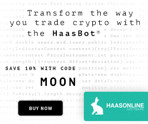 Automated trading with HaasBot Crypto Trading Bots