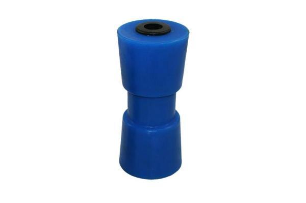 Polyurethaan V-kielrol 190x82mm