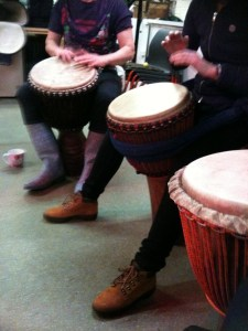 How to Play the Djembe