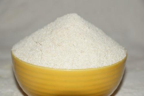 A bowl of Gari