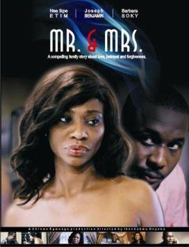 Nollywood Movie - Mr and Mrs