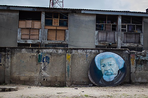 Genius on the streets by Devesh Uba