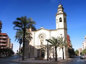 Ermita de San Luis Beltran en Torrente (Valencia) Spain