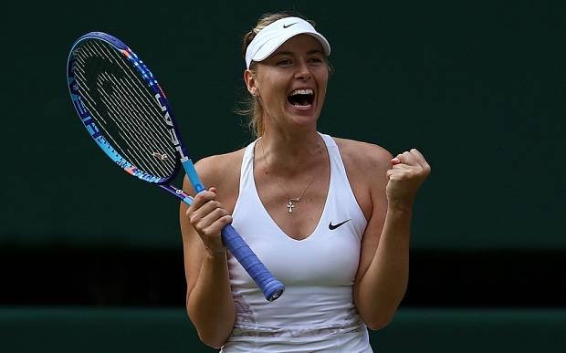 Maria Sharapova announces she failed a drugs test at Australian Open