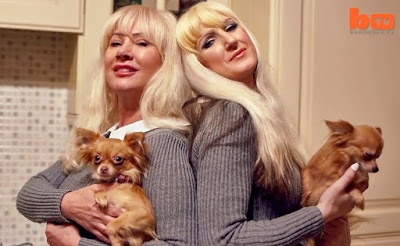 MOTHER SPENDS $58 MILLION TO LOOK LIKE HER DAUGHTER