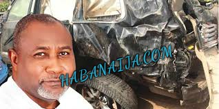 JAMES OCHOLI, WIFE AND SONS DEATH SCENE (PHOTOS)