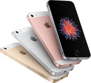 iPhone-SE-four-colors