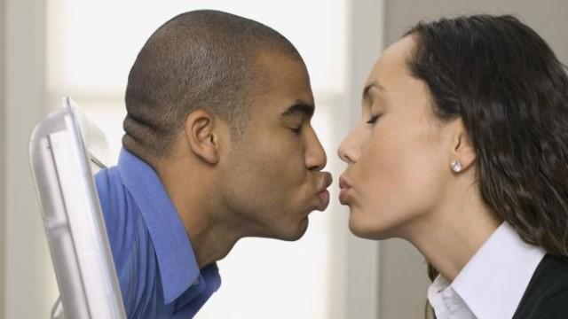 første gang online dating