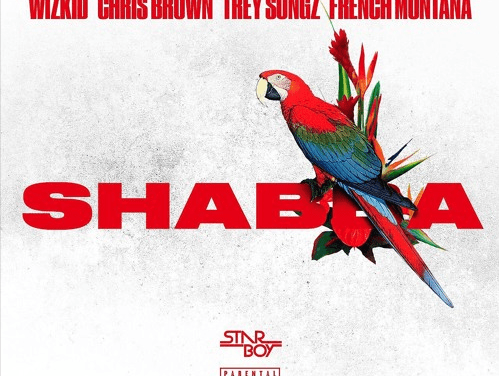 DOWNLOAD MP3:Chris Brown,  Wizkid X Trey Songz, French Montana – SHABBA