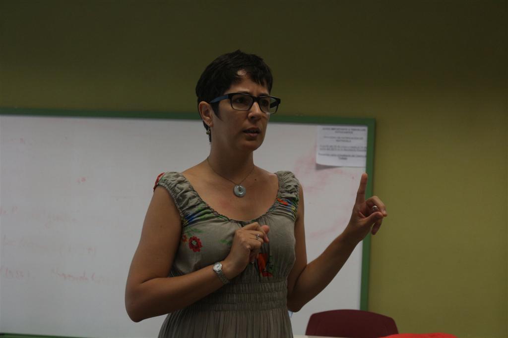 Miriam Escuderodirectora del Gabinete de Patrimonio Musical Esteban Salas