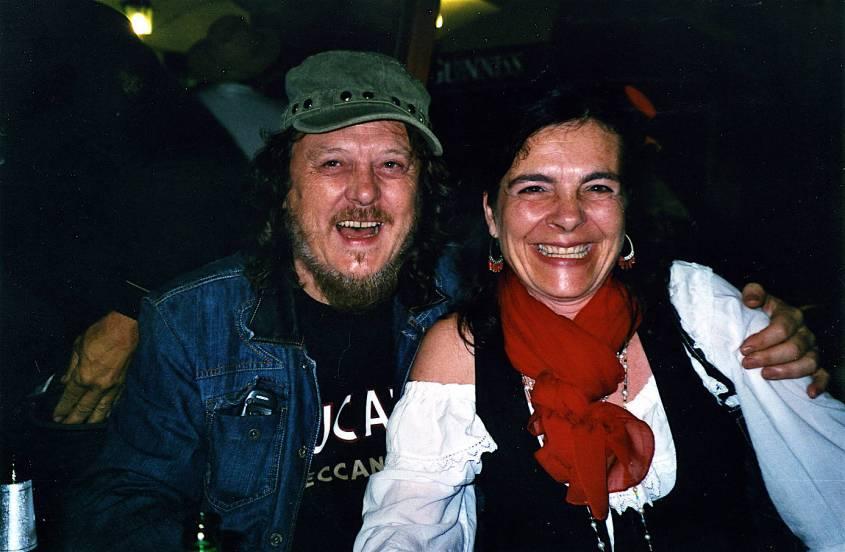 Lisetta Luchini e Zucchero Fornaciari