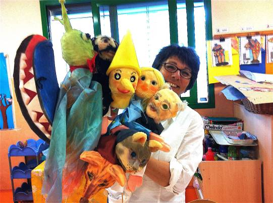 Laboratorio scuola dell'infanzia di Marina di Pisa - 2013