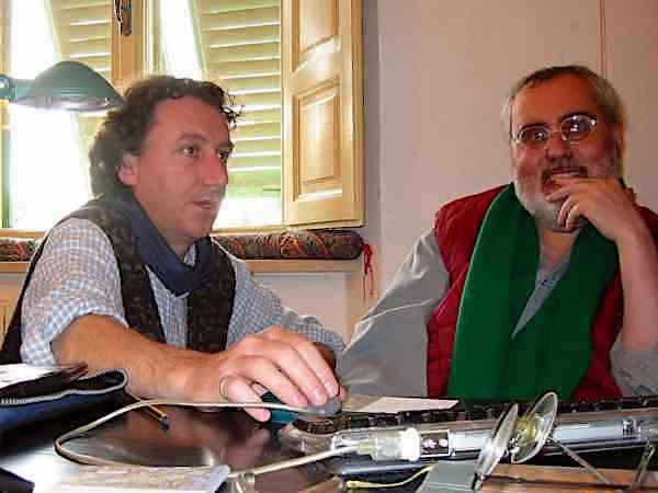 Stefano Cavallini e Franco Galleschi