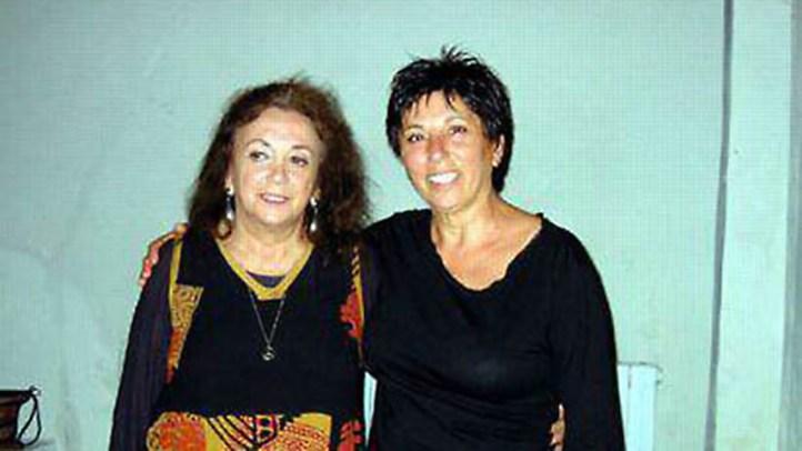 Patrizia Ascione e Judith Malina