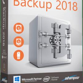 Ashampoo Backup 2018 Giveaway – Full version