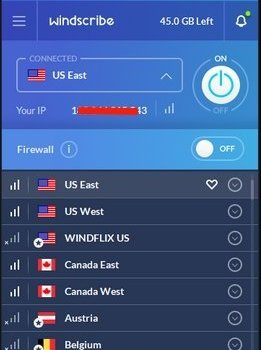 Windscribe-VPN Client