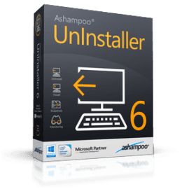 Ashampoo Uninstaller 6 Giveaway