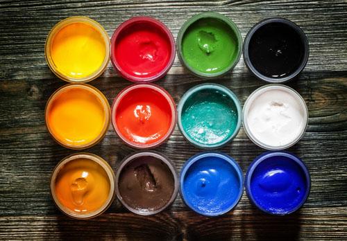 חברת צבעים