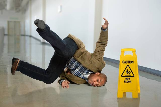 What is Slip and Fall Accident?