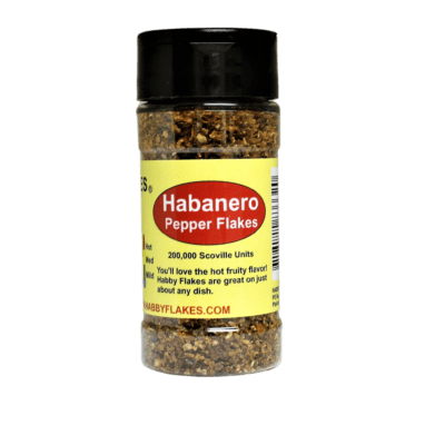 Habanero Flakes (Large)
