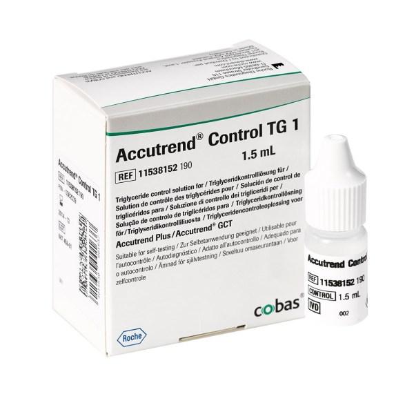 Accutrend Triglyceride Control