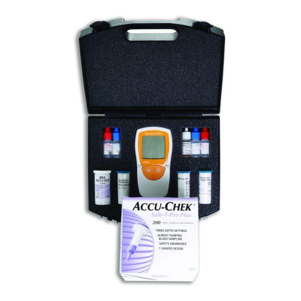 Accutrend Plus Meter Full Kit