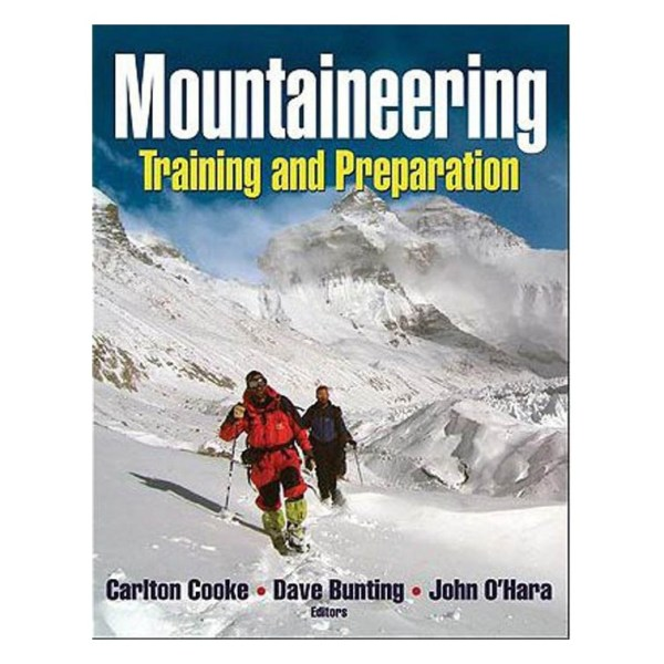 Mountaineering Training and Prep