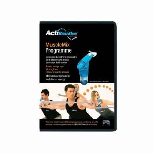 ActiBreathe MuscleMix Workout DVD