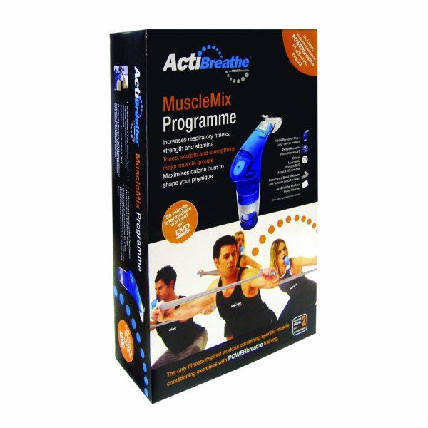 PBABMM-ActiBreathe MuscleMix Programme