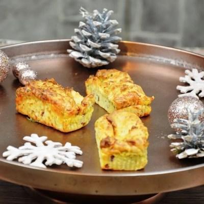 Herzhafte Kartoffel Küchlein als Resteverwertung nach dem Raclette