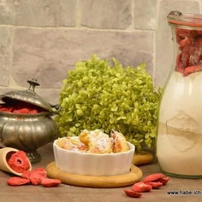 Köstlicher karamellisierter Kaiserschmarrn als Backmischung