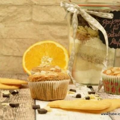 Schoko Spekulatius Muffins als Backmischung