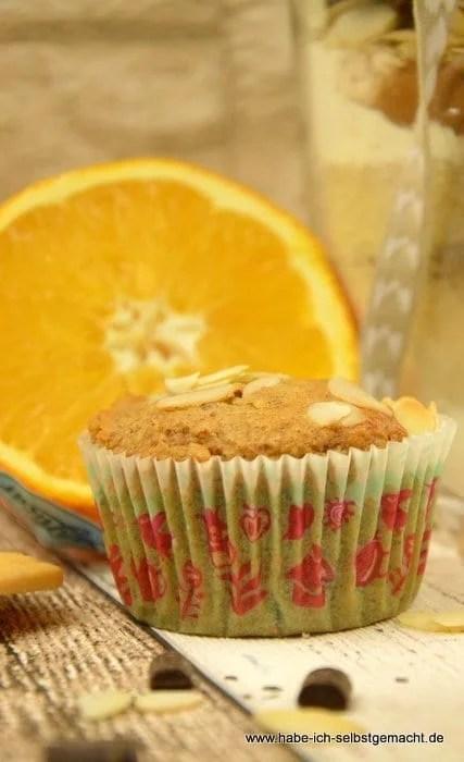 Schokoladen Spekulatius Muffins