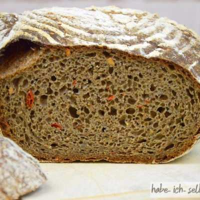 Brot#6 – Superfood Brot
