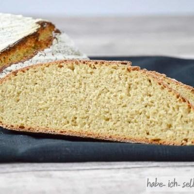 Brot #18 – Reines Kamut Vollkorn Sauerteig Brot