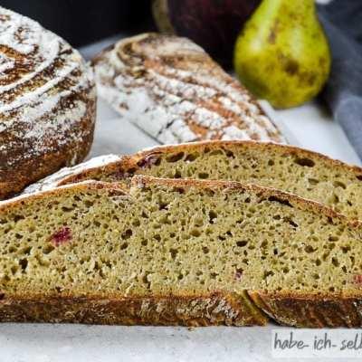 Brot #24 – Trester Sauerteig Brot