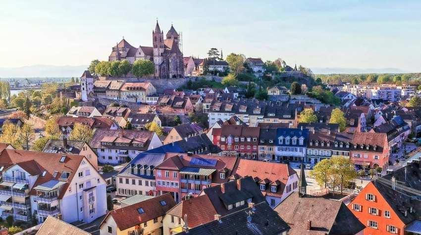 Breisacher Altstadt und Münster