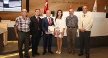 Nilüfer'de demokrasi kültürü yaygınlaşıyor