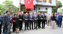 AB Dış İlişkiler Koordinasyon Merkezi'ne yeni bina