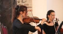 Gölyazı'da müzik ve şiirin eşsiz dansı