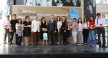 Öğrenciler Yaşar Kemal'in kitabına kapak tasarladı
