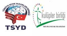 TSYD'den Kulüpler Birliği'ne destek